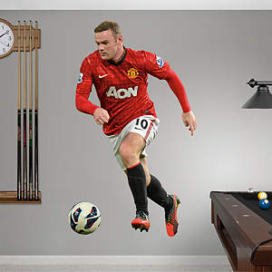 Wayne Rooney - Forward Fathead Wall Decal